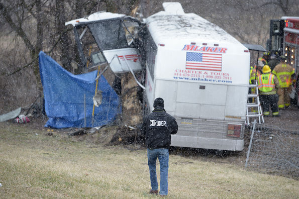 Pennsylvania College Lacrosse Team Involved in Tragic Bus Crash