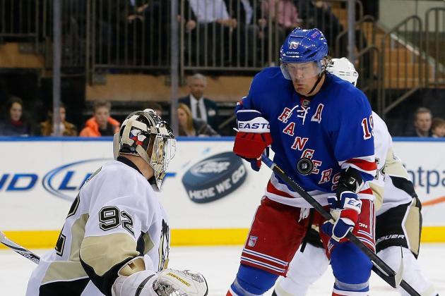 Rangers vs. Penguins: Live Score, Updates & Analysis