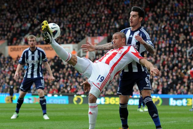 Premier League: Bore Draw for Stoke and West Brom