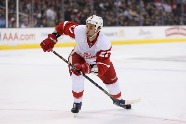 Defenseman Kyle Quincey Is Vital to the Detroit Red Wings' Playoff Push