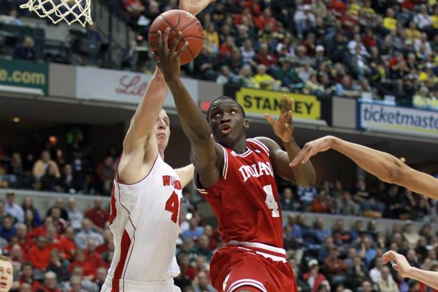 No. 22 Wisconsin Upsets No. 3 Indiana in B1G Semifinals