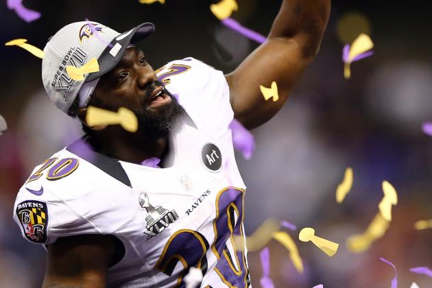 Report: Ravens, Texans Set to Fight for Ed Reed