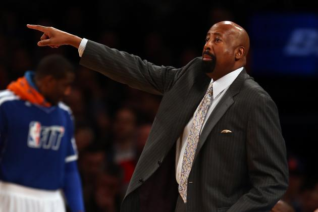 Mike Woodson's Coaching Is Becoming Huge Problem for Struggling New York Knicks