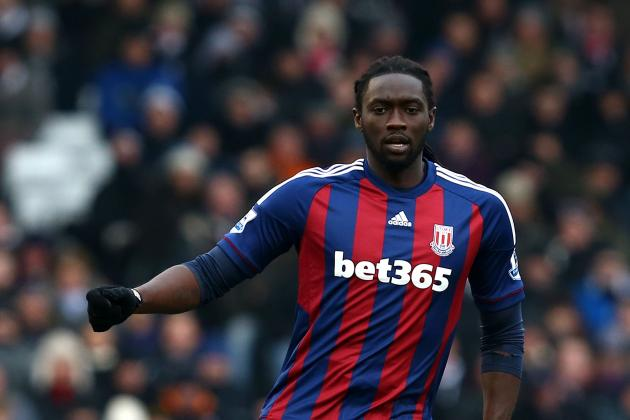 Stoke City's Kenwyne Jones Squanders Chance to Seal Win over West Brom