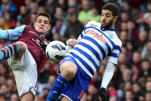 Villa Win a Blow but Not the End of the World for QPR