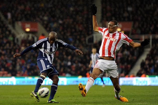 Full-Time Match Report: Stoke City 0, West Brom 0