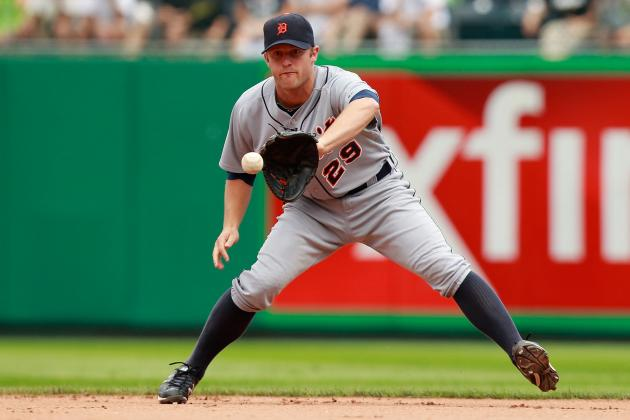 Detroit Tigers: Danny Worth Is a Threat to Jhonny Peralta's Starting Position