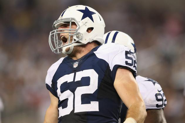 Report: New York Giants Sign Former Cowboys MLB Dan Connor to 1-Year Deal