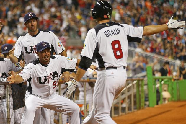 USA Baseball: Most Disappointing Players from Early WBC Exit