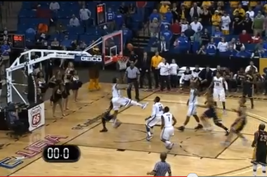 Southern Miss' Neil Watson Hits Buzzer-Beater to Force OT vs. Memphis [Video]