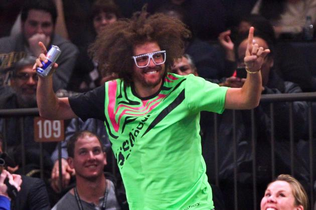 Rapper Redfoo Will Attempt to Qualify for 2013 US Open