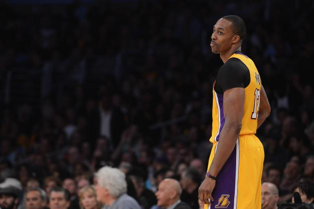 Dwight Howard Proving He Can Take L.A. Lakers Reins from Kobe Bryant