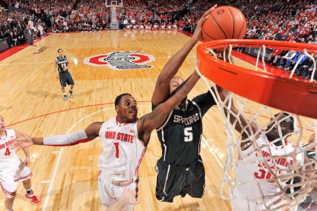 Big Ten Tournament 2013: What Michigan State Must Do to Beat Ohio State