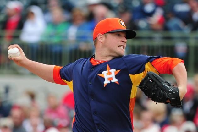 Report: Cardinals Interested in Lucas Harrell and Bud Norris