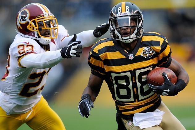 Pittsburgh Steelers: Why Losing Emmanuel Sanders Wouldn't Be as Bad as It Seems