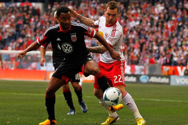 New York 0-0 D.C. United: Rivals Stalemate