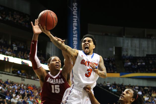 Florida Unleashes 15-0 Run to Rally by Alabama