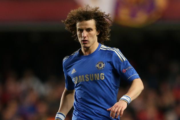 Luiz 'Delighted' by Chelsea Fixture Congestion Because He Finds Training Boring