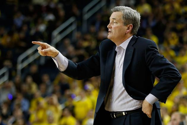 Northwestern Basketball: Wildcats Fire Head Coach Bill Carmody