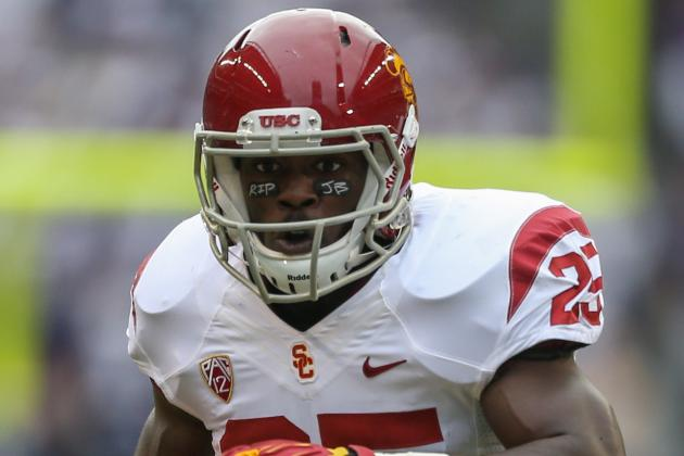 USC RB Silas Redd to Undergo Knee Surgery