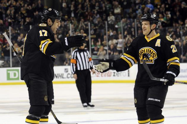 Bruins 4, Capitals 1