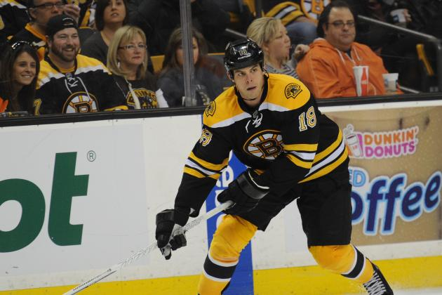 Horton and Krejci Lead Boston Past Washington, 4-1
