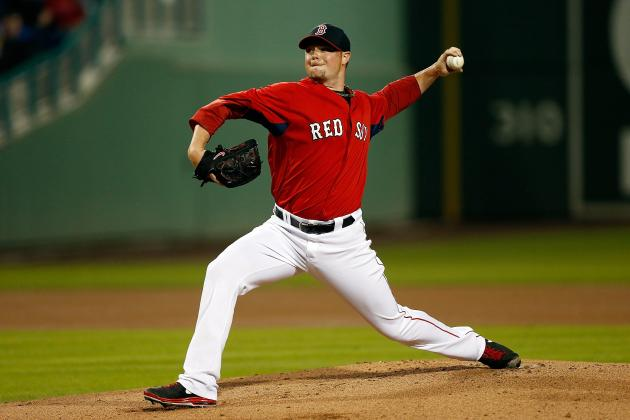 Red Sox Should Be Encouraged by Veteran Pitchers Seeking Rebound Seasons