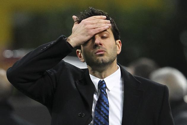 Strama: 'Pressure on Inter'