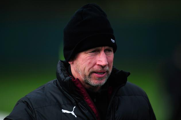 Newcastle Boss Alan Pardew Is Hoping to Pile More Misery on Wigan