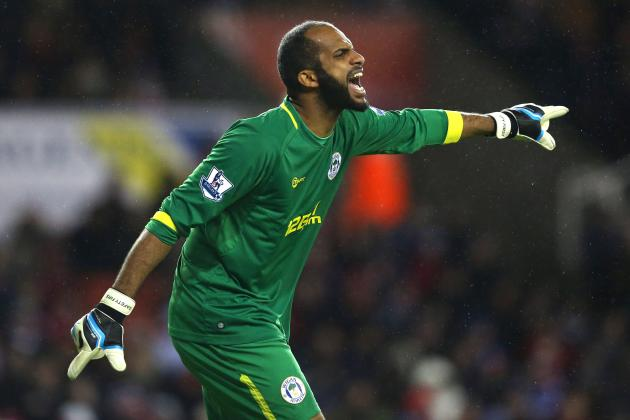 Wigan Goalkeeper Ali Al Habsi Remains Confident They Can Stay Up This Season