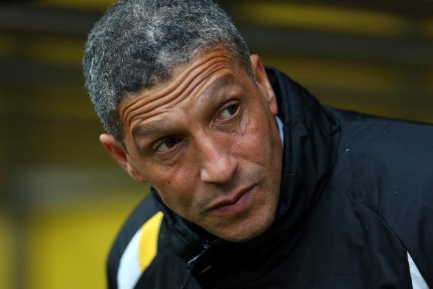 Chris Hughton Urges Norwich to Control Their Own Premier League Fate