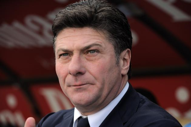 Mazzarri: 'Napoli Not All Negative'