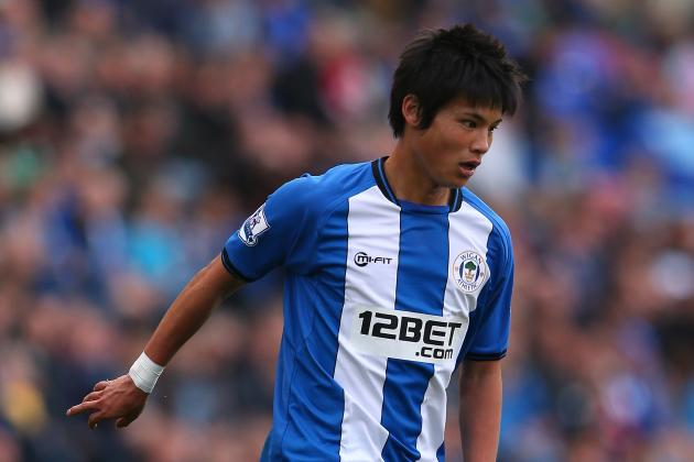 Roberto Martinez Wants Arsenal Winger Ryo Miyaichi at Wigan Next Season