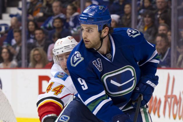 Canucks Report: Kassian Doubtful
