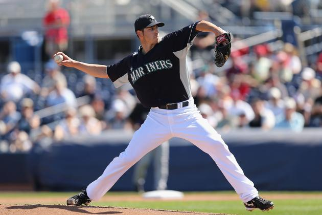 Seattle Mariners: 2013 Roster Starting to Take Shape