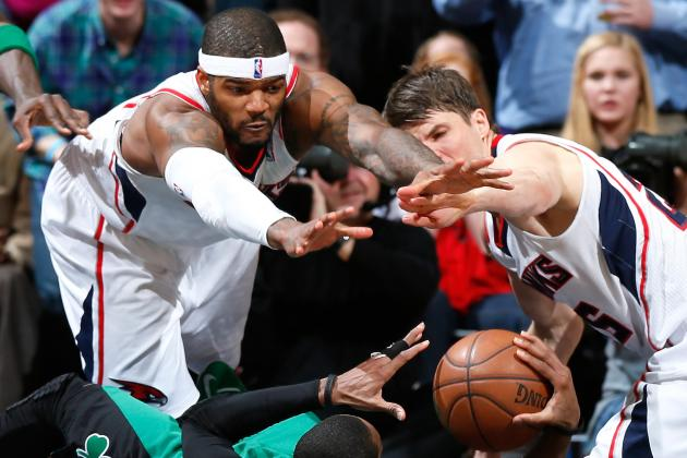 Hawks Want to Re-Sign Josh Smith, Kyle Korver