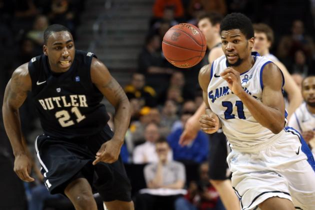 Condensed Prep Time in NCAAs Makes Saint Louis Dangerous