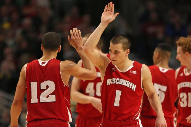 Wisconsin Basketball: Win over Indiana Proves How Dangerous Badgers Are