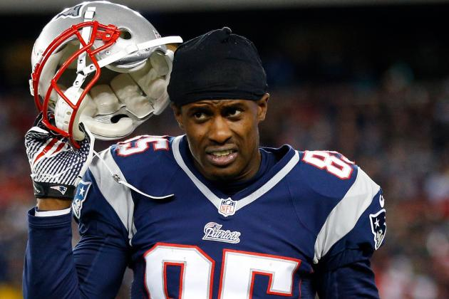 Brandon Lloyd's Release Leaves Gaping Hole Patriots Must Fill