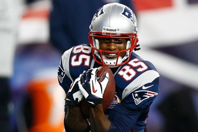 New England Patriots Release WR Brandon Lloyd