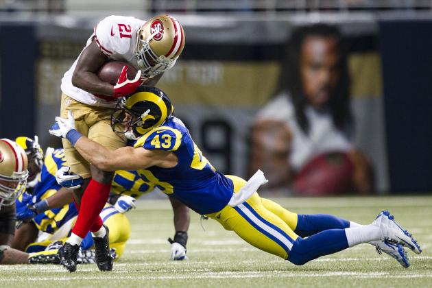 On Craig Dahl's Move from Rams to 49ers