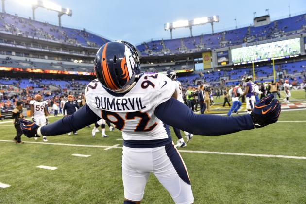 Elvis Dumervil: Patriots Must Make Prized Free Agent DE No. 1 Priority