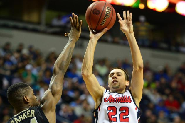 Henderson Propels Ole Miss to SEC Title Game