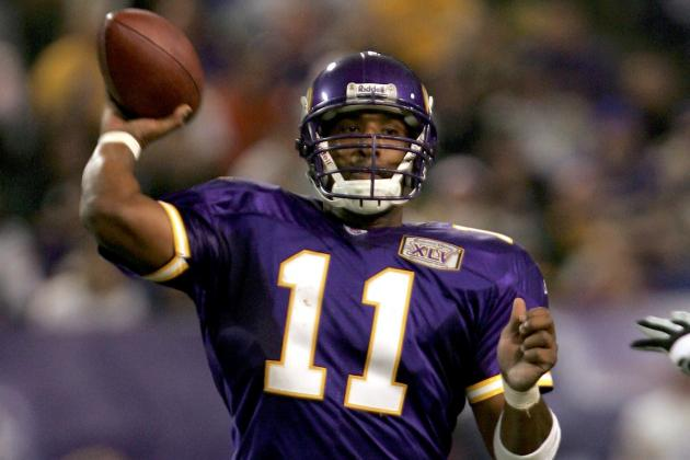 Report: Former Viking Daunte Culpepper Facing Foreclosure