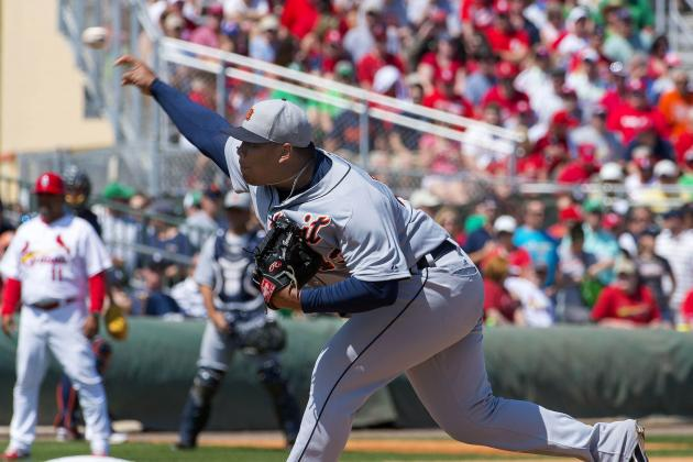 Detroit Tigers' Best Option for Closer in 2013 Is Already on the Team