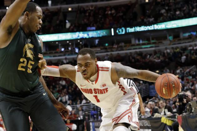 Ohio State Outlasts Michigan State in Thrilling Big Ten Showdown