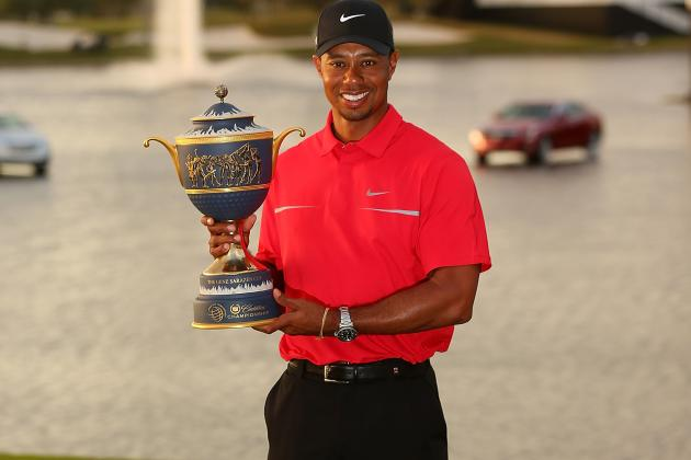 Tiger Woods' Dominance Means Nothing Without a Major Win