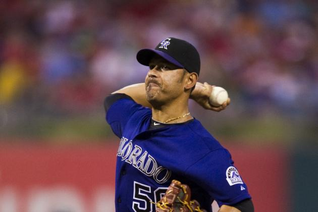 Blue Jays Claim Guillermo Moscoso on Waivers