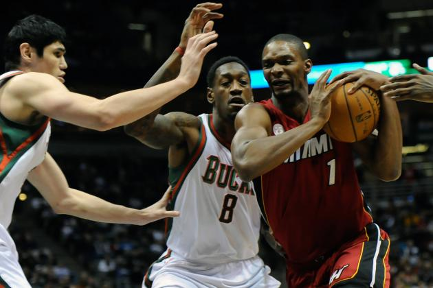 Bosh Finds His Form Just in Time for Toronto