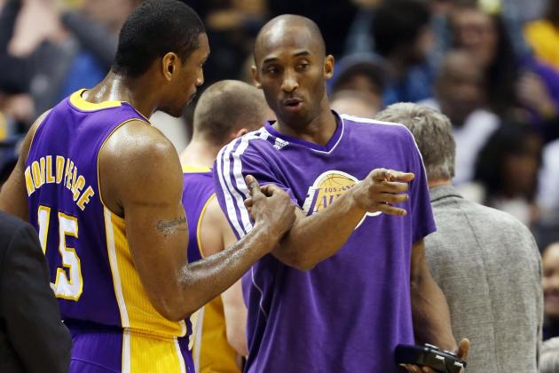 Lakers Are Not Ready for Life Without Kobe Bryant